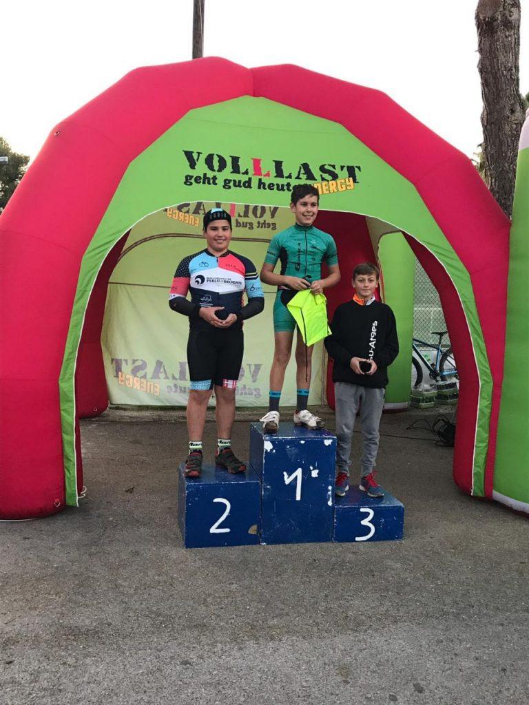 Ciclo-cross     Miquel Gual tercer a Lloret