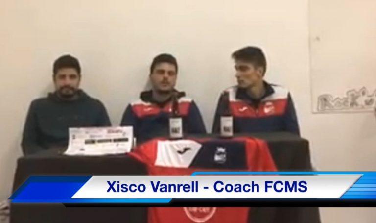 Roda de premsa del FC Maria de la Salut